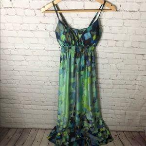 Daytrip Dresses - Daytrip Buckle Maxi Dress
